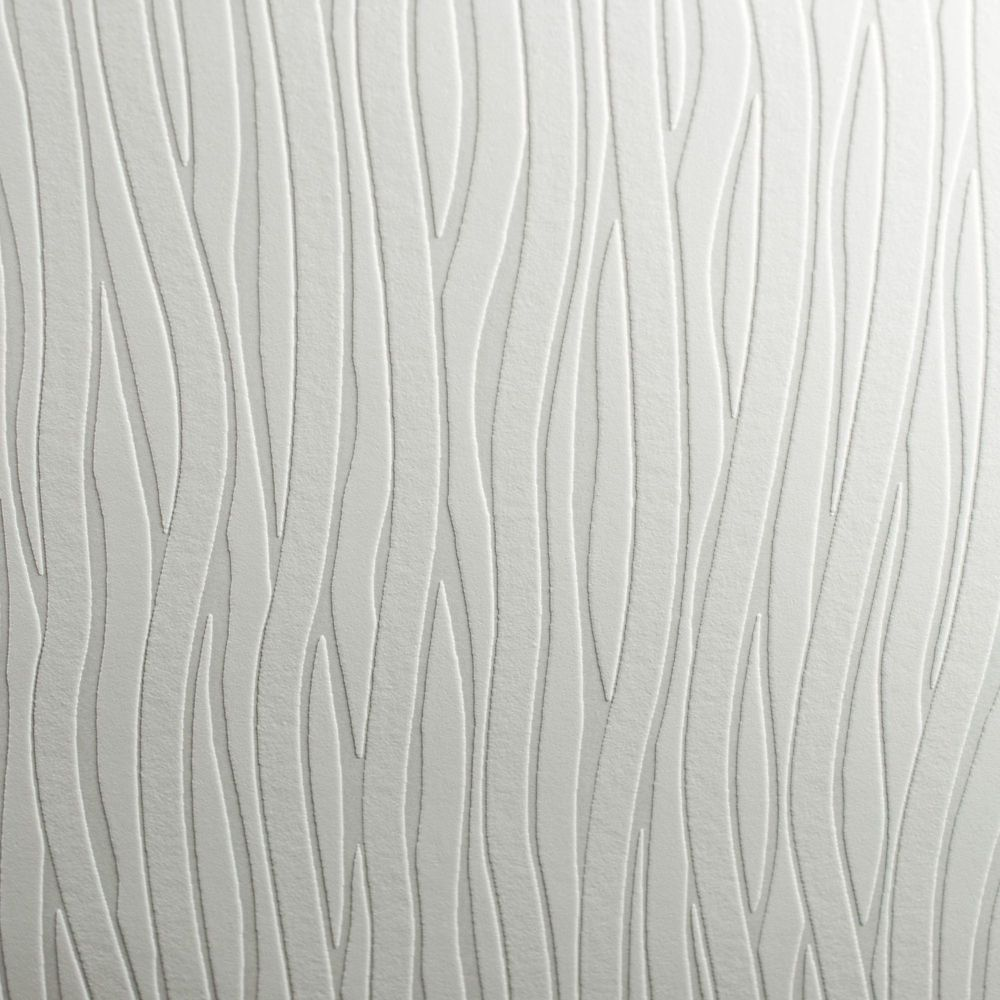 Wallpaper the home depot canada for Cheap white wallpaper