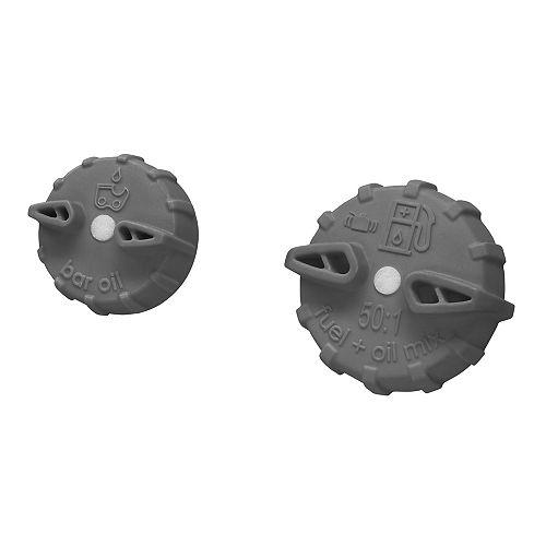Homelite ACC Fuel / Oil Caps - 42cc