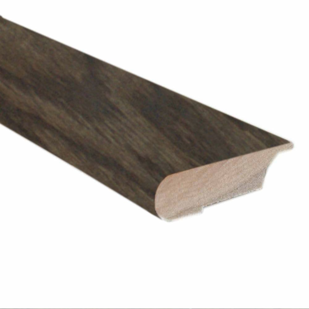 78 Inches Lipover Stair Nose Matches Gray Oak Click Flooring