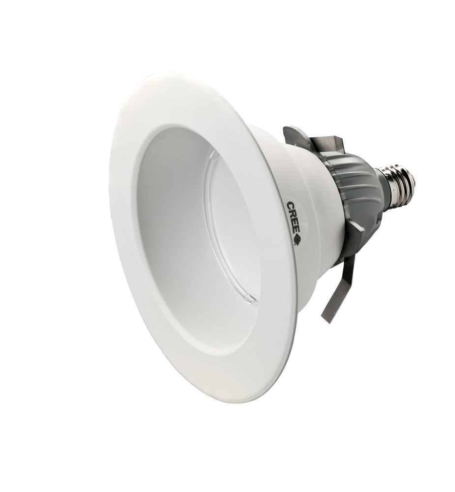 "LED 4"" Downlight 9.5W Daylight ECO4-575L-50K-CA Canada Discount"