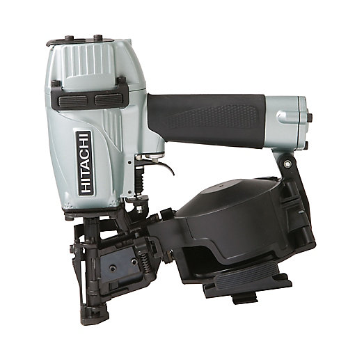1-3/4-Inch Side Magazine Roofing Coil Nailer with Carbide Insert, Safety Glasses and Hex Bar Wrenches
