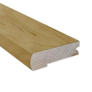 78 Inches Flush Mount StairNose Matches Natural Maple Click Floor
