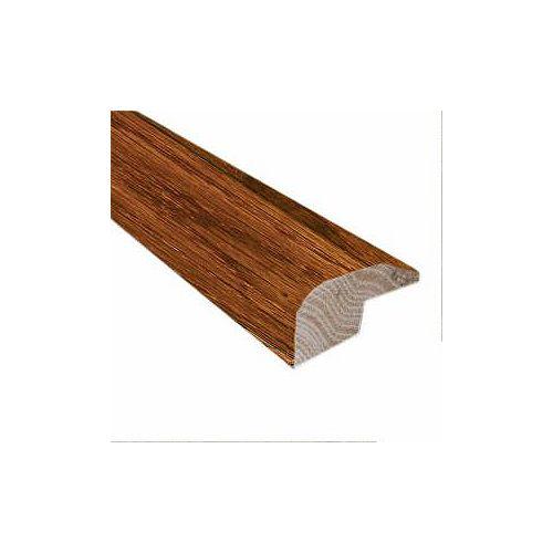 Heritage Mill 78 Inches Carpet Reducer/BabyThreshold Matches Dark Gunstock Birch Click Flooring