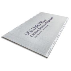 Durock Underlayment 1/4 Inch x 3 Feet x 5 Feet