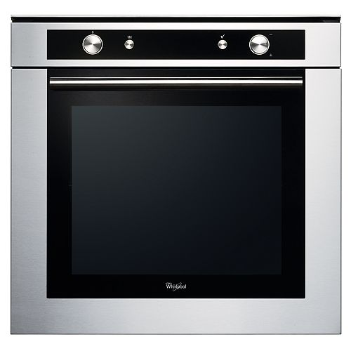 Whirlpool 24-inch 2.6 cu. ft. Convection Wall Oven in Stainless Steel