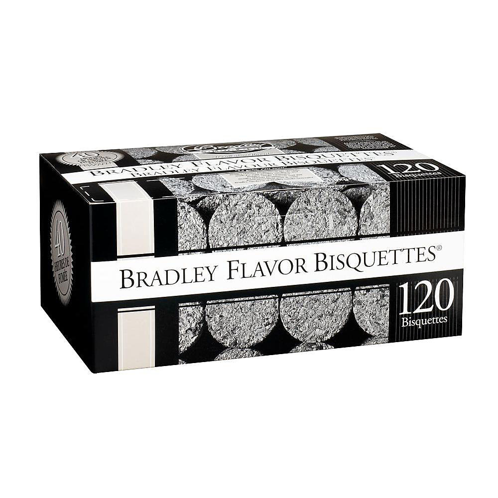 Maple Smoking Bisquettes (120-Pack)