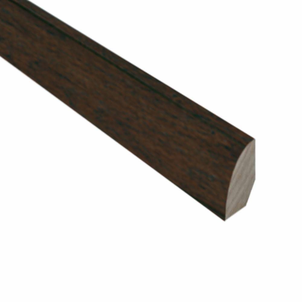 78 Inches Quarter Round Matches Chestnut Hickory Flooring