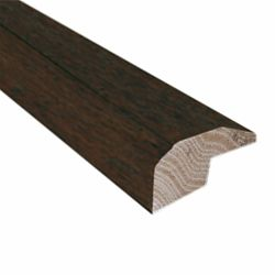Heritage Mill 78 Inches Hand Scraped Carpet Reducer/BabyThreshold Matches Chestnut Hickory Click Flooring