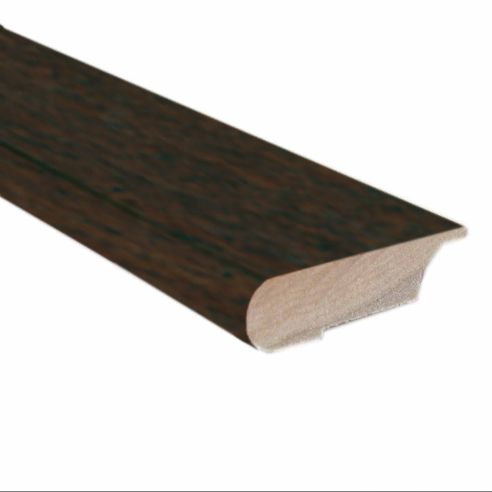 78-inches Hand Scraped Lipover Stair Nose Matches Chestnut Hickory Click Flooring