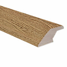 78 Inches Lipover Reducer Matches Natural Red Oak Printed Cork