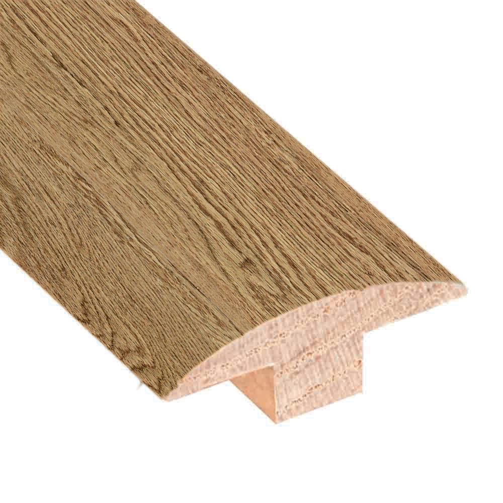 QEP 78 Inches T-Mold Matches Natural Red Oak Printed Cork