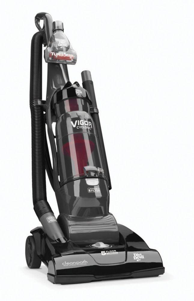 Vigor Cyclonic Bagless Upright with Turbo Tool