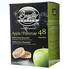Apple Flavour Bisquettes (48-Pack)