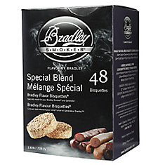 Special Blend Smoking Bisquettes (48-Pack)