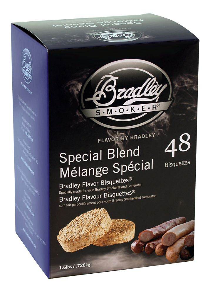 Special Blend Smoking Bisquettes (48 Pack)