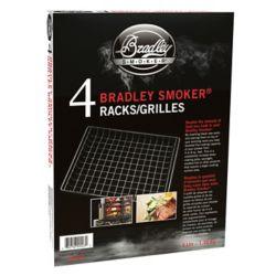 Bradley Smoker Kit de 4 grilles additionnelles pour les fumoirs Bradley