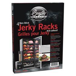Bradley Smoker Non-Stick Jerky Racks Set