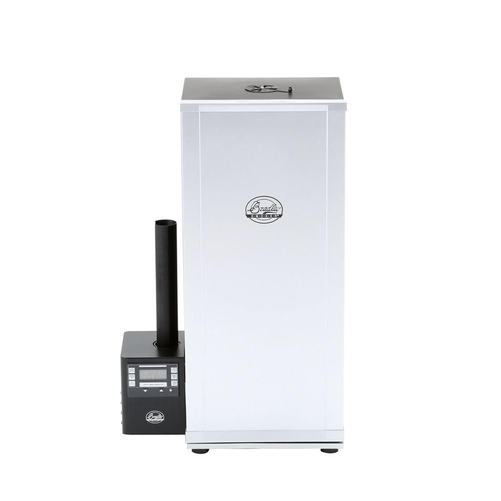 Bradley Smoker 39-inch Vertical 6-Rack Digital Electric Smoker