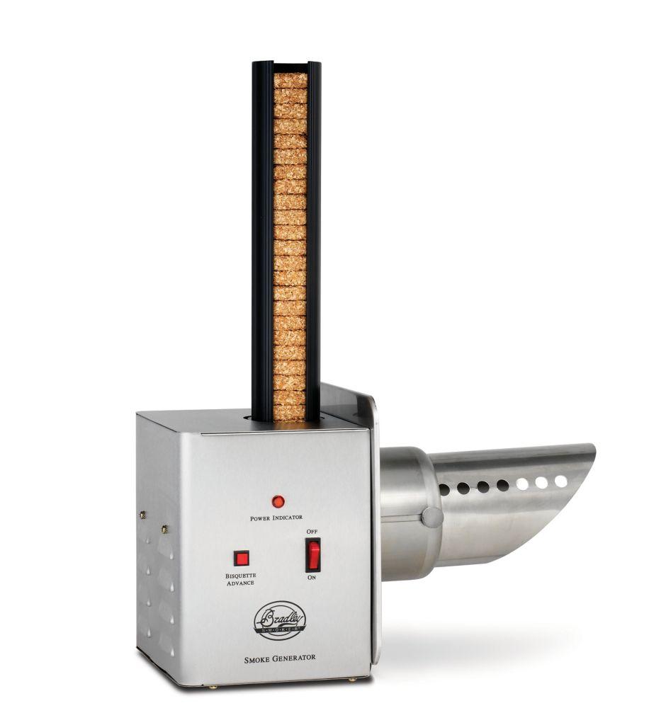 Kit universel de générateur de fumée avec adaptateur