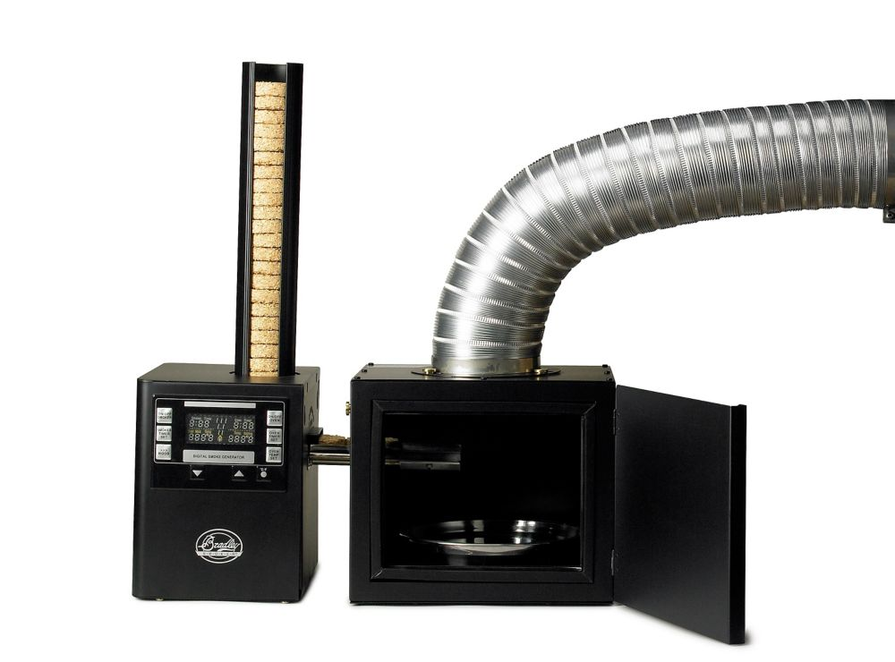 Bradley Smoker: Bradley Smoker Cold Smoke Adaptor Kit