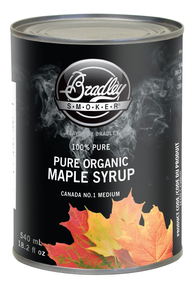 Pure Organic Maple Syrup (540ml)