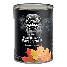 540mL Pure Organic Maple Syrup