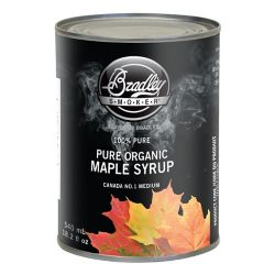 Bradley Smoker 540mL Pure Organic Maple Syrup