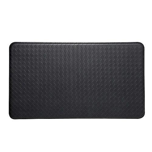 Nantucket Series Standard Black 20-inch x 36-inch Mat