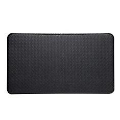 tapis de série nantucket 20x36 pouces, noir