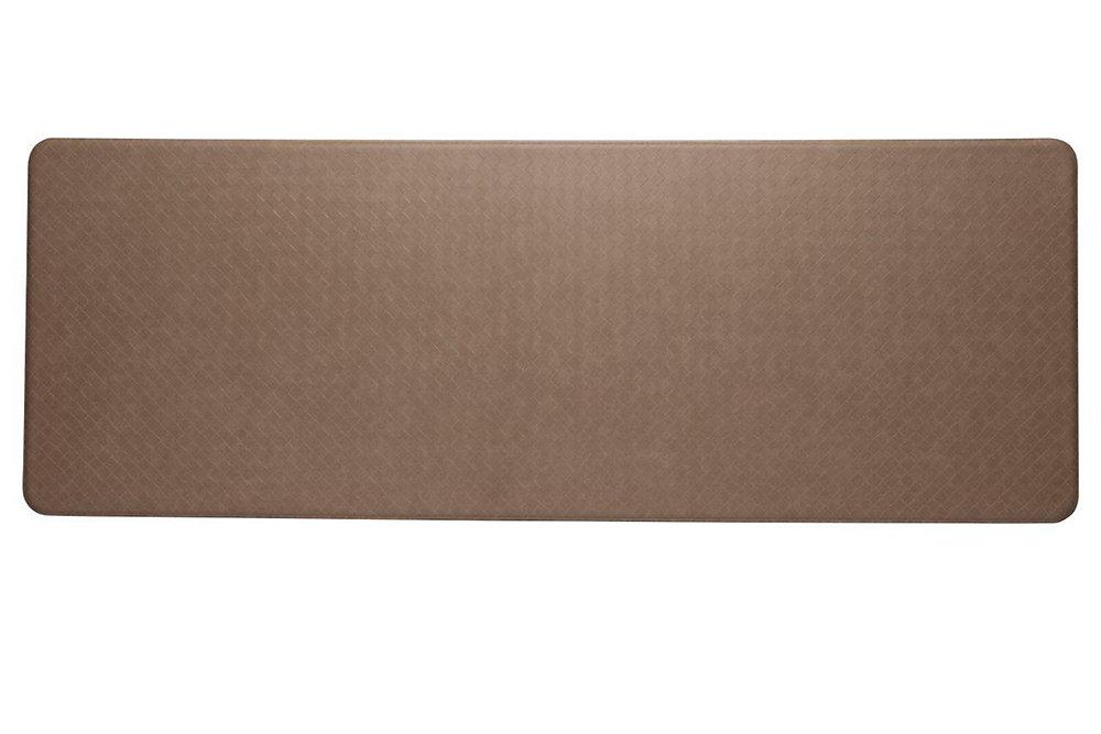 Nantucket Series Brown 1 ft. 8-inch x 6 ft.  Rectangular Runner