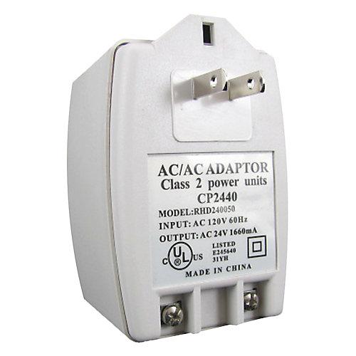 Elite 24 Volts AC Power Transformer