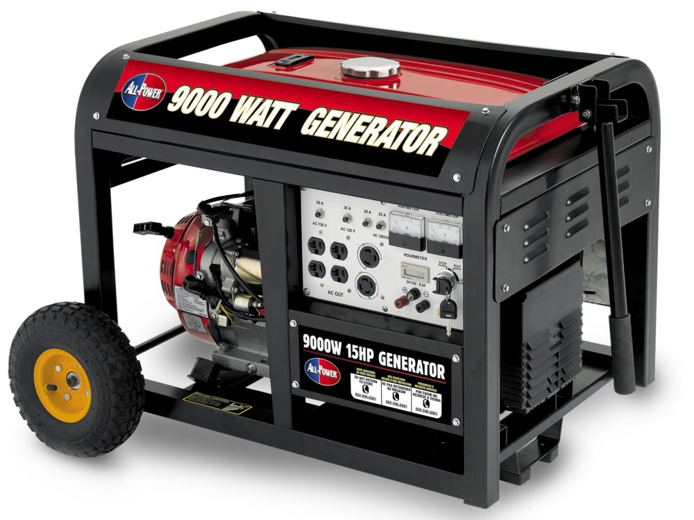 Shop our selection of Portable Generators in the Outdoors Department at The Home Depot.
