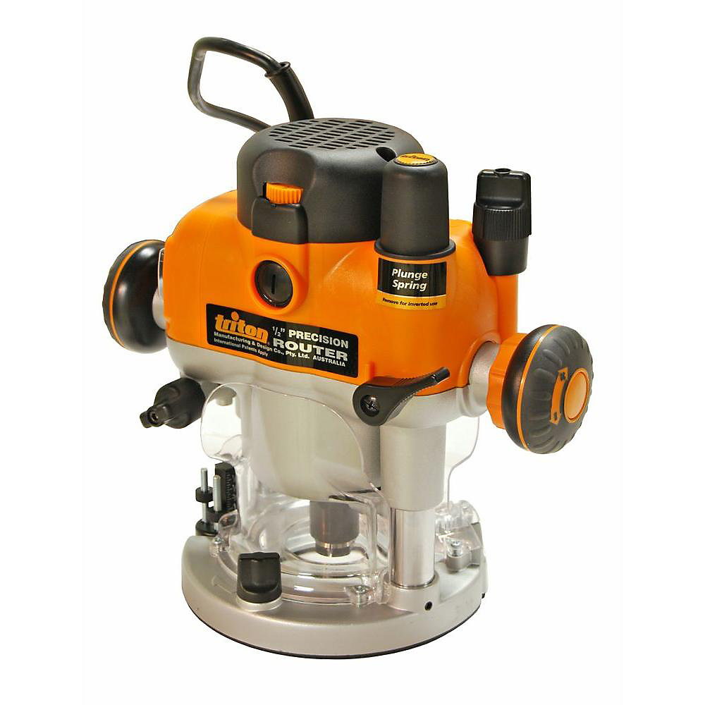 3 25 Hp Dual Mode Precision Plunge Router