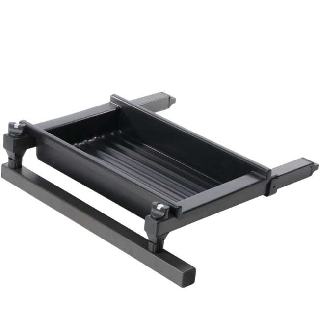 Tool Tray Side Support for Super Jaws Clamping System