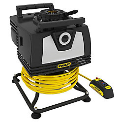 STANLEY 2250W Portable Handheld Generator with Removable Control Panel