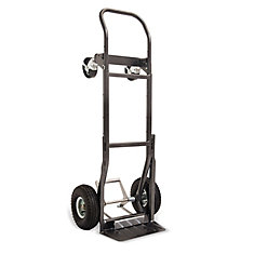 72e470789046 800Lb 5-N-1 Convertible, Extendable Hand Truck With Loadkicker