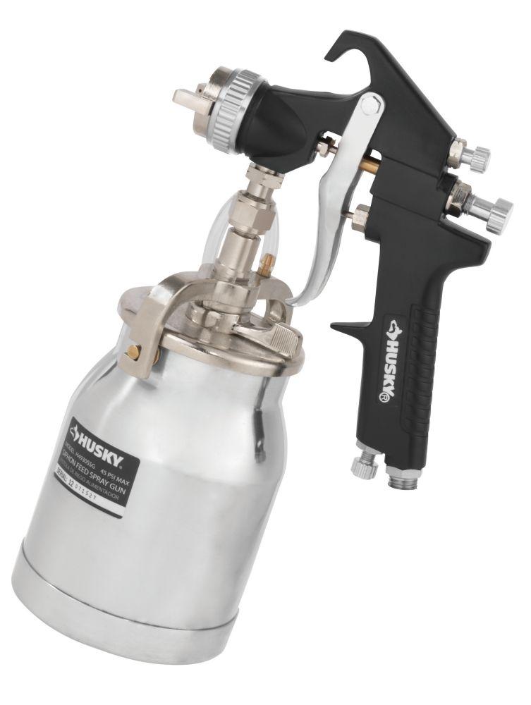 Siphon Feed Spray Gun