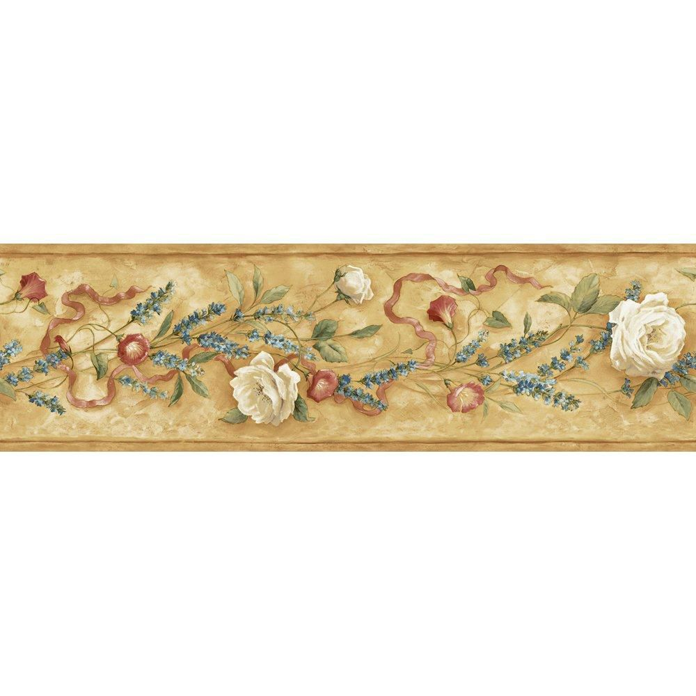 Floral wallpapers borders in canada - Floral wallpaper home depot ...