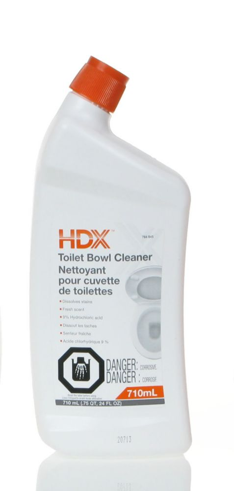 Heavy Duty Toilet Bowl Cleaner