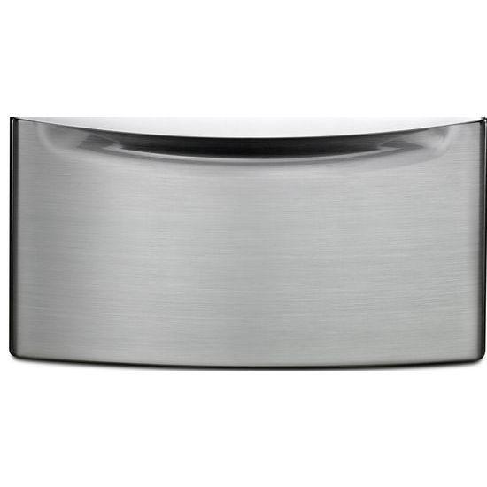 Piédestal 15,5 po avec tiroir de rangement et poignée chromée - XHPC155YU
