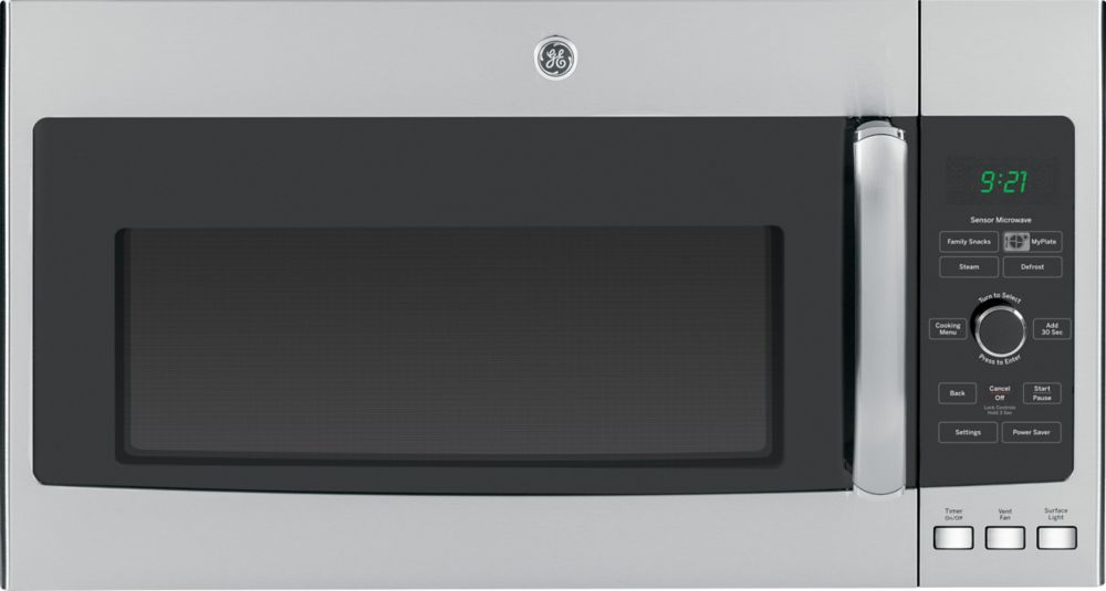 2.1 cu. ft. Over-the-Range Microwave Oven in Stainless Steel