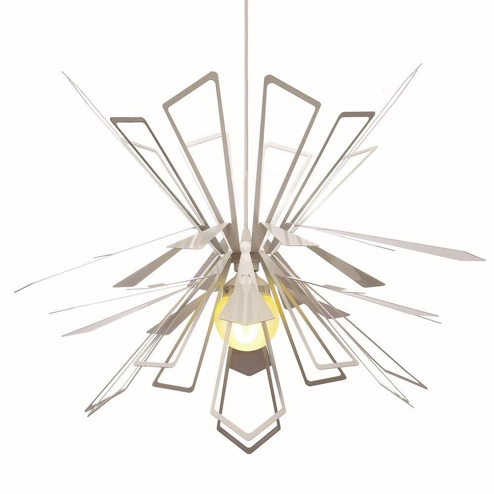 Bendant Pendant Lamp White
