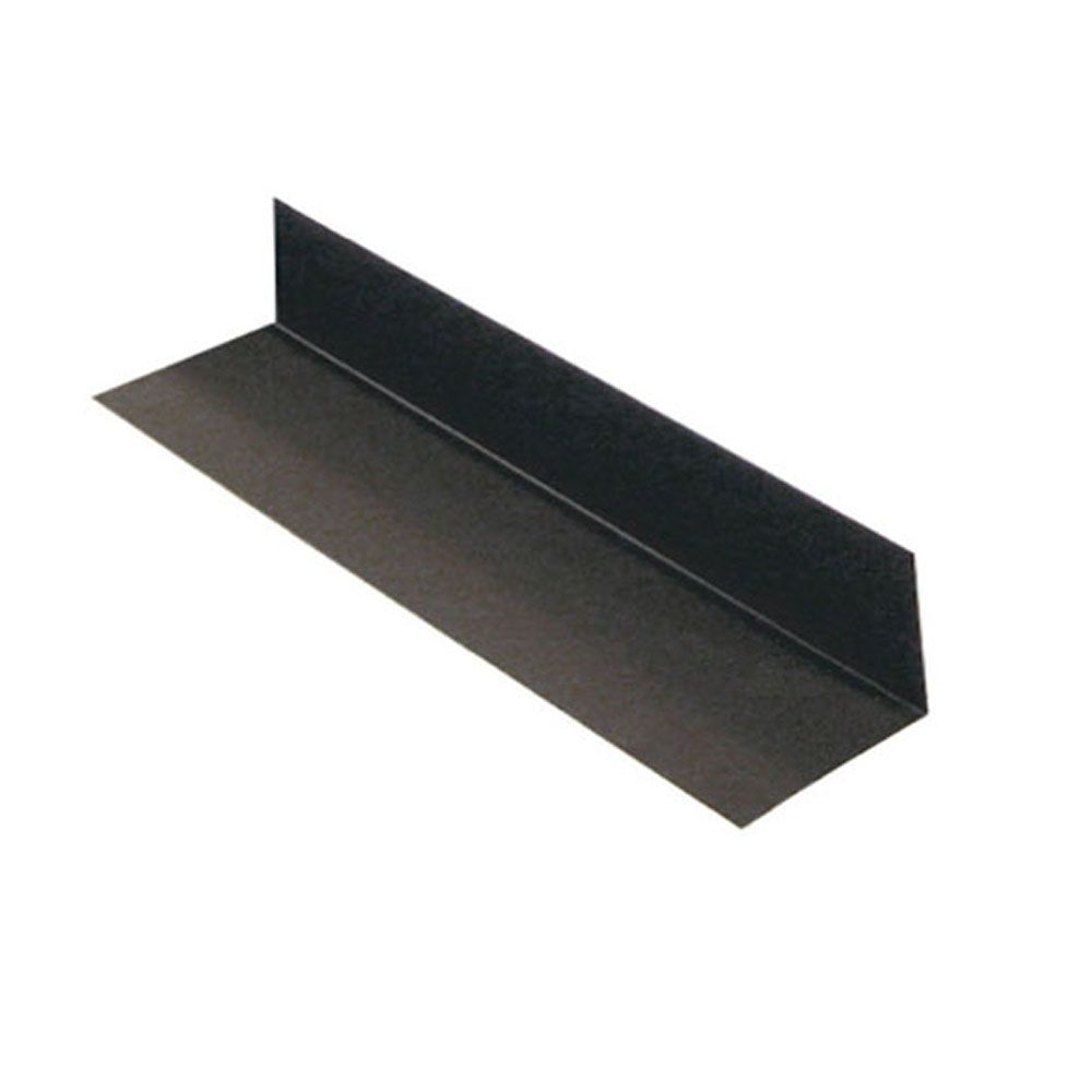 Flashing Step, 3 x 4 x 10.5 Inch - Black