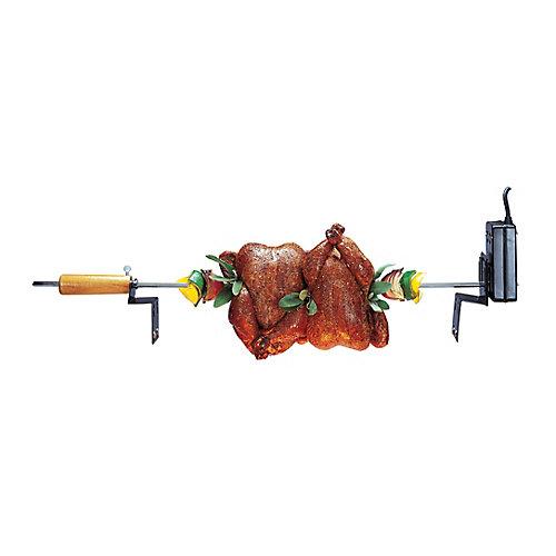 électrique rôtisserie supérieur