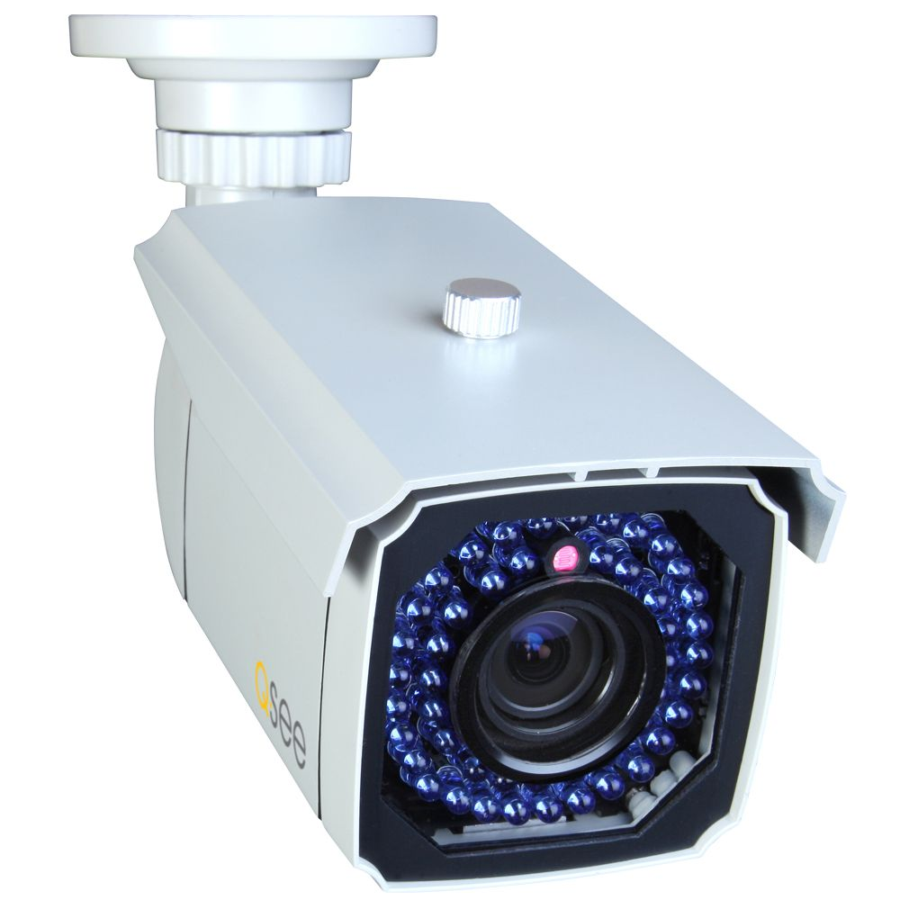 QD6501B Elite Bullet Camera with 650 TVL and 150 Feet. Night Vision