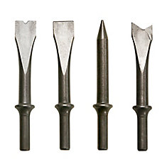 4Pc Chisel Set