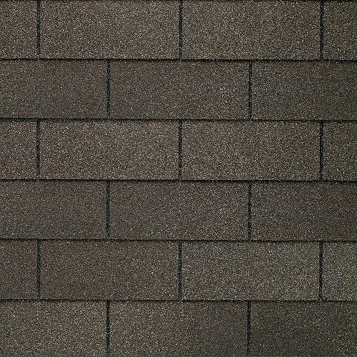 GAF Marquis WeatherMax® Weathered Gray 3-Tab Shingles (33.3 sq. ft. per Bundle)