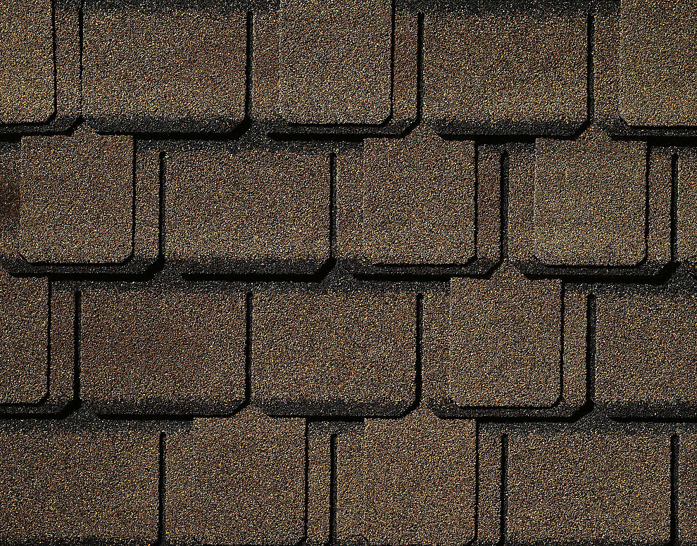 Camelot® II Weathered Wood Lifetime Designer Shingles (25 sq. ft. per bundle)