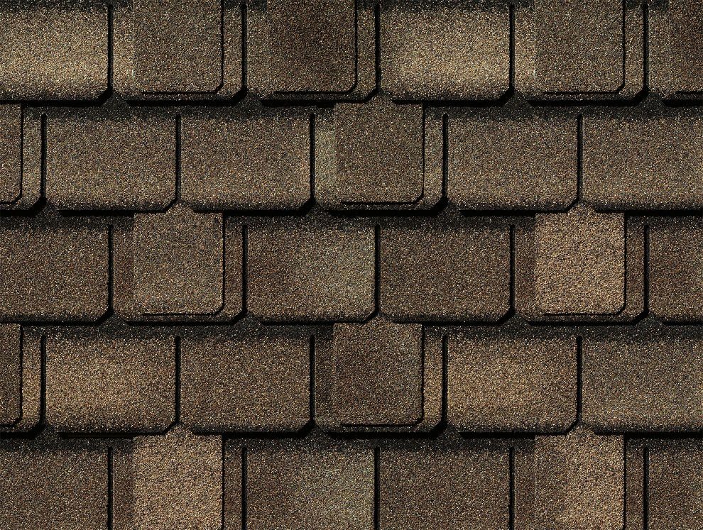 Camelot II Weathered Wood Lifetime Designer Shingles