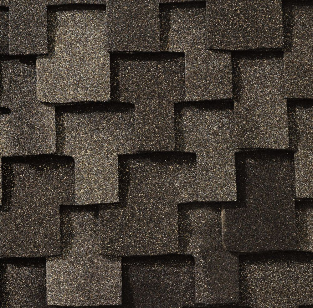 Grand Canyon Mission Brown Lifetime Designer Shingles